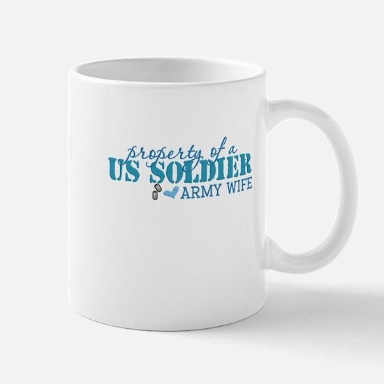 Property of a US SOLDIER Mug