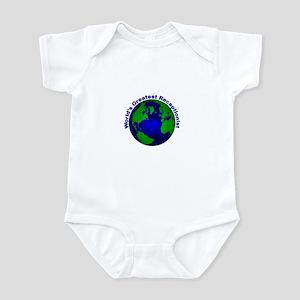 World's Greatest Receptionist Infant Bodysuit
