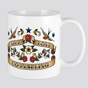 Live Love Counseling Mug