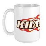 Khalsa Flame Large Mug