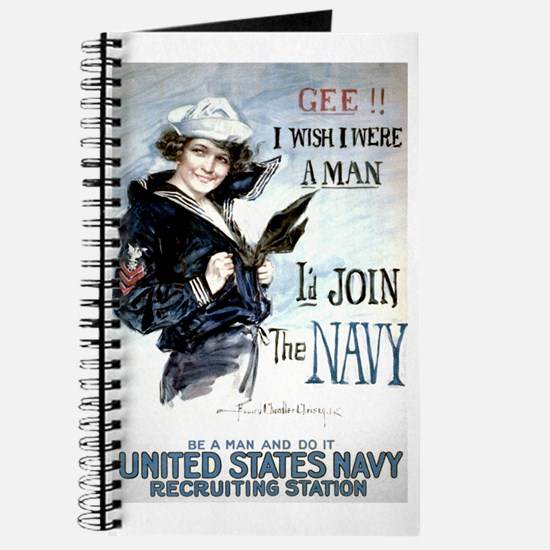 I Wish Navy Journal