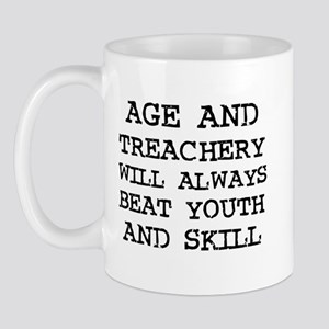 Age and Treachery Mug