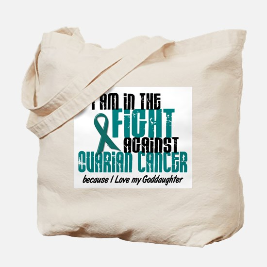 In The Fight Ovarian Cancer 1 (Goddaughter) Tote B