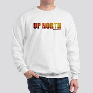 Up North, Michigan Sweatshirt