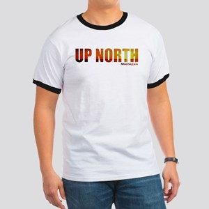 Up North, Michigan Ringer T
