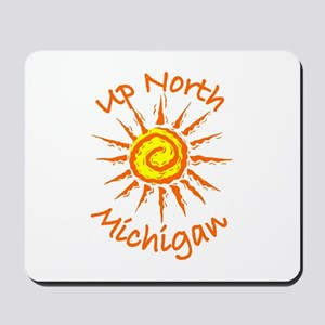 Up North, Michigan Mousepad