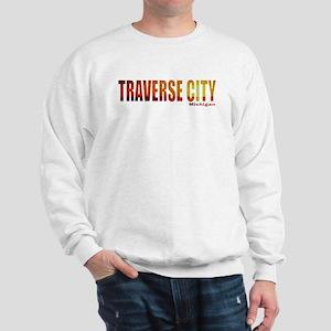 Traverse City, Michigan Sweatshirt