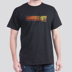 Traverse City, Michigan Dark T-Shirt