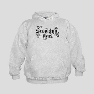 Brooklyn Girl Kids Hoodie
