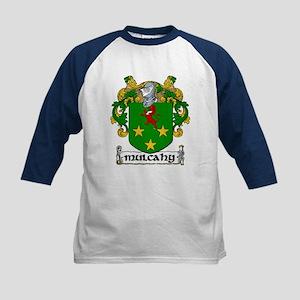 Mulcahy Coat of Arms Kids Baseball Jersey