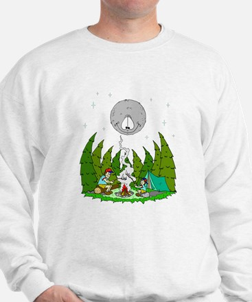 Camping FUN Sweatshirt