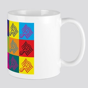 Compliance Pop Art Mug