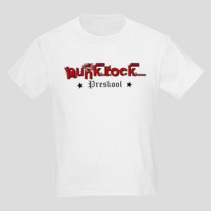punk rock preskool Kids Light T-Shirt