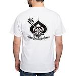 Lock, Stock And Three Smoking Arrows White T-Shirt