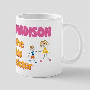 Madison - The Big Sister Mug