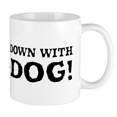 I'm Down With J-Dog! Jesus coffee Mug