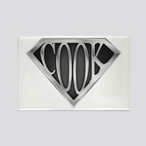SuperCook(METAL) Rectangle Magnet