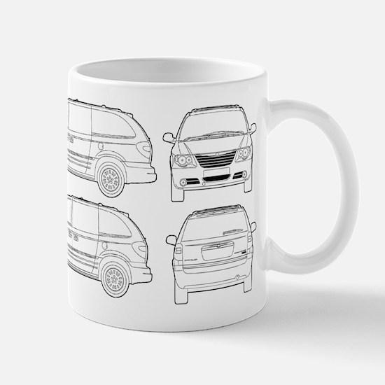 Chrysler Voyager Mug