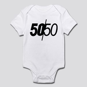 50/50 Infant Bodysuit
