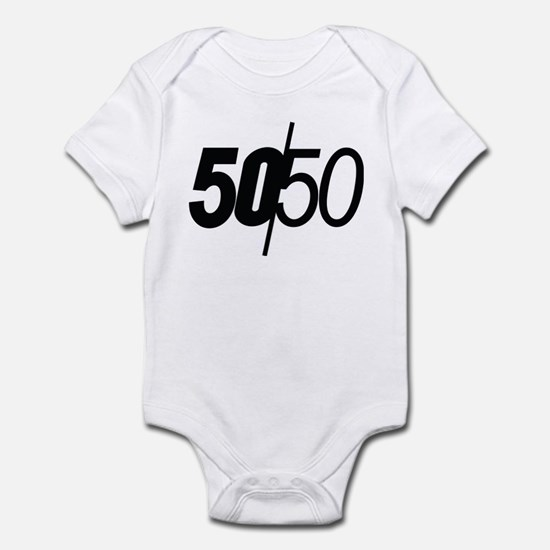 50/50 Infant Bodysuit