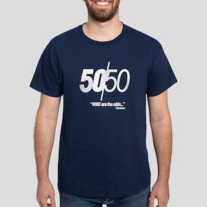 50/50 Dark T-Shirt