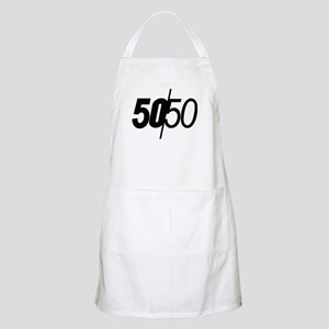 50/50 BBQ Apron
