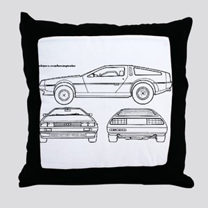 DeLorein Throw Pillow