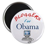 Bloggers for Obama Magnet