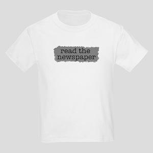 Read the paper Kids Light T-Shirt