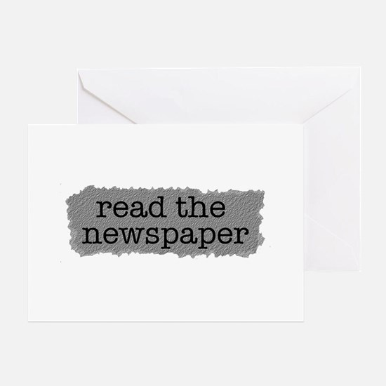 Read the paper Greeting Card