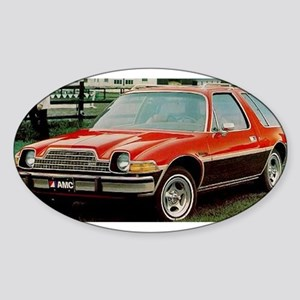 AMC Pacer Wagon Oval Sticker