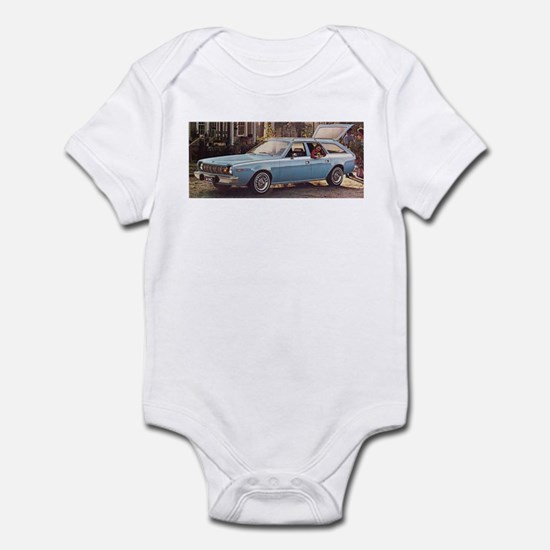 Hornet Wagon Infant Bodysuit