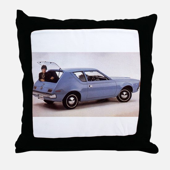 1971 Gremlin Throw Pillow