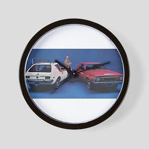 1970 Gremlin Wall Clock