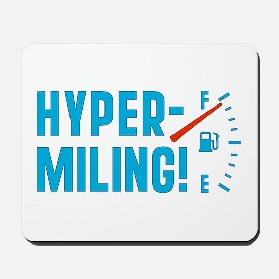 Hypermiling Mousepad