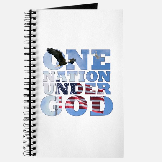 """One Nation Under God"" Journal"