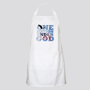 """One Nation Under God"" BBQ Apron"