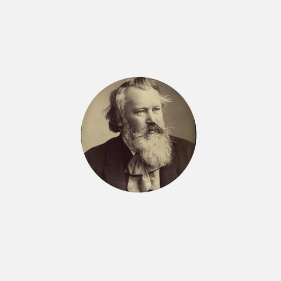 Brahms Mini Button