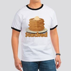 """Stacked"" Ringer T"