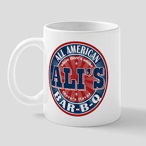 Ali's All American BBQ Mug