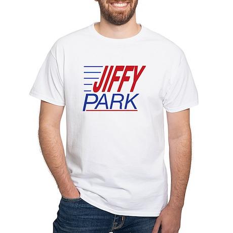 JIFFY PARK White T-Shirt