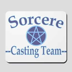 Sorcere Casting Team Mousepad
