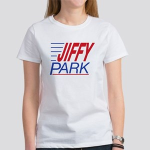 JIFFY PARK 2 sided Women's T-Shirt