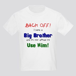 I have a big brother Kids Light T-Shirt