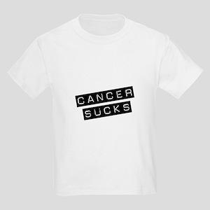 Cancer Sucks Kids Light T-Shirt