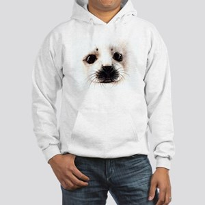 Baby Seal Hooded Sweatshirt