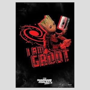 Gotg I Am Groot Wall Art