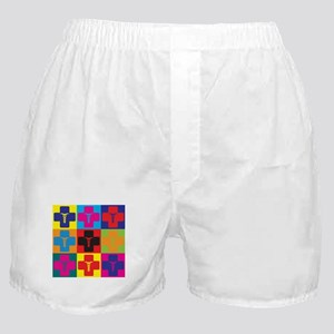 Anesthesiology Pop Art Boxer Shorts