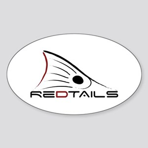 redtail logo Sticker