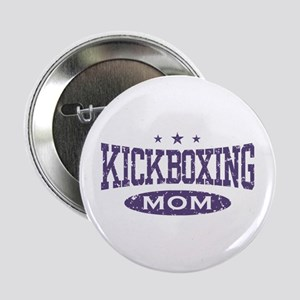"Kickboxing Mom 2.25"" Button"